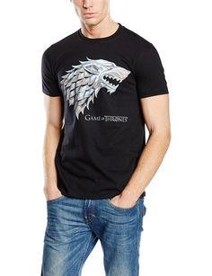 T-Shirt Game of Thrones - Maison Stark #got #gameofthrones