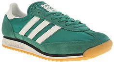 For comfort on-the-go, explore schuh's range of women's trainers. Order women's sneakers and fashion trainers online by for Next Day UK Delivery. Green Trainers, Mens Trainers, Adidas Sl 72, Adidas Fashion, Plimsolls, Green Shoes, Green Suede, Kid Shoes, Women's Shoes