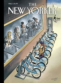 New Yorker....want this print.