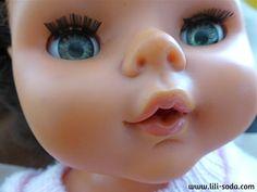 Les yeux de Tinnie www.lili-soda.com