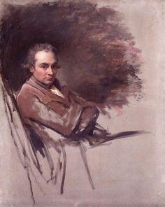 Self-Portrait (1784) by George Romney