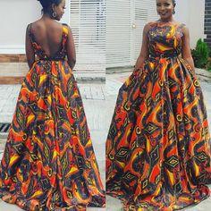 PROM 2019 African Print Dresses Ankara Dresses For Prom Dashiki Dresses for Prom Kitenge Dresses for Prom Custom African Dresses 2019 African Prom Dresses, Ankara Dress Styles, African Dresses For Women, African Attire, African Wear, African Fashion Dresses, Nigerian Fashion, African Women, African Style