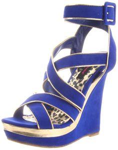 Dollhouse #Women's Caliber #Wedge #Sandal: #Shoes