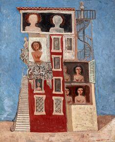 30 Best Massimo Campigli (Italian 1895 - 1971) images in