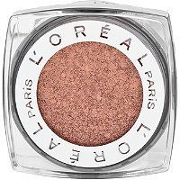 L'Oreal - Infallible Eyeshadow in Amber Rush. I picked up this shade based on the recommendation of a couple of beauty gurus. A gorgeous rosé gold. It's a great neutral that just makes your eyes sparkle. Plus, it stays put! Makeup Blog, Beauty Makeup, Drugstore Beauty, Makeup Tips, Kim Makeup, Drugstore Contouring, Makeup Ideas, Urban Decay, Sephora