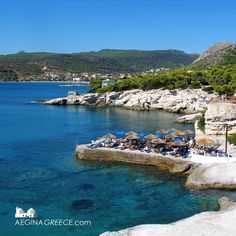 Sotos beach lounge bar is located right next to the Apollo Hotel, tucked away among the rocks along the shore in Agia Marina. One of the nicest places to swim and relax on the island, … Travel Magazines, Beach Bars, Spiritual Life, Apollo, Beaches, Greece, Places To Go, Rocks, Lounge