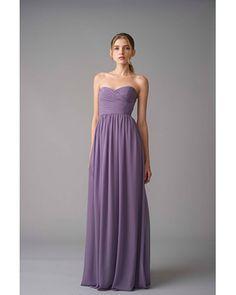 lavender dress, don't want it floor length though