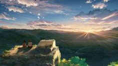Isn't this beautful?   It's from Journey to Agartha: Children Who Chase Lost Voices.