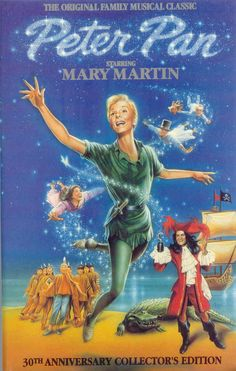 Peter Pan - loved this movie growing up!