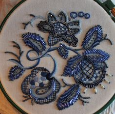 One of the favorite artists of me and my friends is a designer who got inspired by pre-Raphaelite William Morris March 1834 — 3 October His patterns are very, very similar to. you might have already guessed whose works will be discussed. Bordado Jacobean, Jacobean Embroidery, Tambour Embroidery, Couture Embroidery, Modern Embroidery, Hand Embroidery Designs, Ribbon Embroidery, Beaded Embroidery, Embroidery Patterns