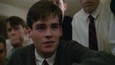 ... Sean Leonard Robert Sean Leonard as Neil Perry in 'Dead Poets Society