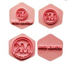 Michael Kors, Embosser Stamp Impression Cutter Coach, Embosser Stamp Impression Cutter #mkStampimpression #mkEmbosserStamp #michaelkorsCutter