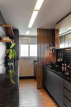 Kitchen Room Design, Home Room Design, Kitchen Cabinet Design, Modern Kitchen Design, Home Decor Kitchen, Modern House Design, Interior Design Kitchen, Home Kitchens, Decorating Kitchen