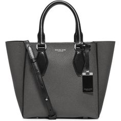 Michael Kors Gracie Tote as seen on Alessandra Ambrosio