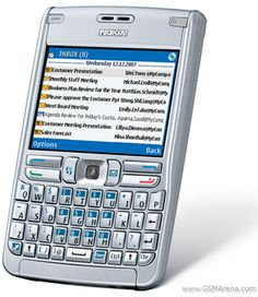 Nokia E62 Old School Phone, Old Phone, Microsoft Lumia, Flip Phones, Display Resolution, Windows Phone, Internet, Cool Gadgets, Science And Technology
