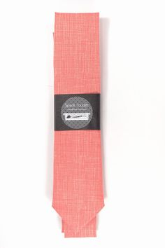 Hey, I found this really awesome Etsy listing at https://www.etsy.com/listing/124111335/coral-necktie-wedding-mens-tie-skinny