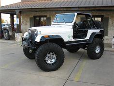 1985 Jeep CJ-7 for sale in Tyler, TX