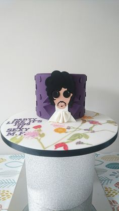 Prince Birthday Theme, 32 Birthday, Themed Birthday Cakes, Happy Birthday, Themed Cakes, Prince Cake, Prince Party, Guppy, Rain Cake