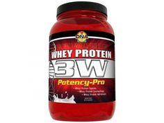 Whey Protein 3W 900g Baunilha - DNA