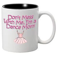 Nutcracker Ballet Mug  Dance Mom