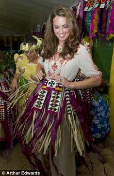 9/18/2012: Vaiku Falekaupule ceremony (Funafuti, Tuvalu)