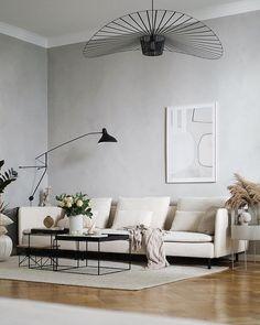Natural Interior, Interior Decorating, Interior Design, Living Room Decor, Living Rooms, Minimalist Decor, Decoration, New Homes, Architecture