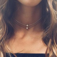 anything is possible ✨ prove it in pearls for fall shop new chokers on dogeared.com