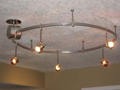 Circle Track Lighting