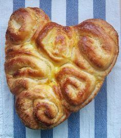 Milk bread for Easter