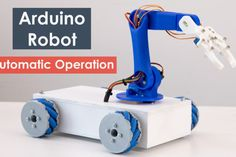 Arduino Mecanum Wheels Robot - HowToMechatronics