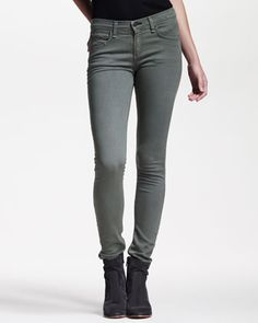 The Skinny Army Jeans