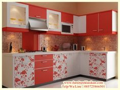 80 Gambar Kitchen Set Jati Minimalis Terbaik Di Pinterest Kitchen