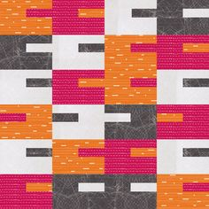 Design to Reality: Grapefruit + Clementine | Sew Mama Sew | Outstanding sewing, quilting, and needlework tutorials since 2005.