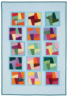 = free pattern =  Scrap Patch Boxes from Pam Rocco.  Download at Quilters' Newsletter.