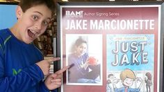 10 Youngest Authors in History - Jake Marcionette