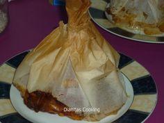 dianitas cooking: Χοιρινό στη Λαδόκολλα!!! Pie, Meat, Desserts, Recipes, Food, Torte, Tailgate Desserts, Cake, Deserts