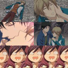 Read from the story Memes de Watashi Ga Motete Dousunda by jeonmistry (˗ˏˋ jeon ˎˊ˗) with reads. Anime Love, Me Anime, Anime Guys, Anime Kawaii, Otaku Anime, Anime Cosplay, Kiss Him Not Me, Anime City, Romantic Manga