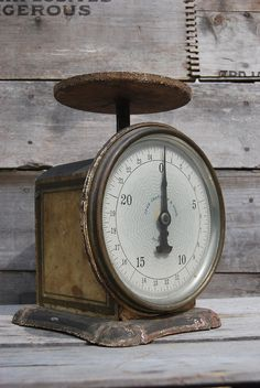 Antique John Chatillon & Sons General Scale by Psychedelphia