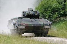 Puma Infantry Fighting Vehicle (Germany)