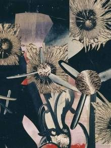 '(Synthetic Flowers (Propeller Thistles)' 1952 Collection of IFA, Stuttgart