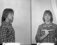 Axl Rose, 1980.