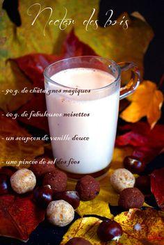 Chestnut and Hazelnut Milk - Antigone XXI
