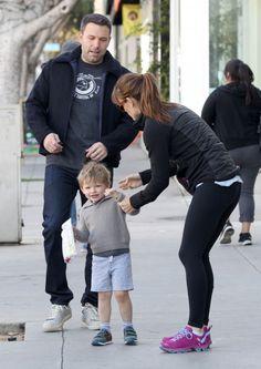 Jennifer Garner & Ben Affleck's Breakfast Boy