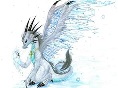 Ice Dragon Wallpapers - Wallpaper Cave