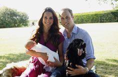 英国王室ウィリアム王子とキャサリン妃