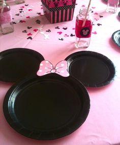Fiesta de cumpleaños de Minnie Mouse