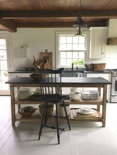 Phoebe Troyer's Kitchen remodel