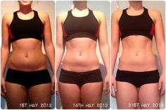laurajane2013:  Getting abs to be proud of. One month of eating clean  lifting heavy :)  ONE MONTH? HOWWW