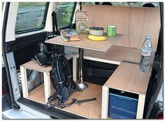 70+ Awesome Camper Van Conversion Ideas