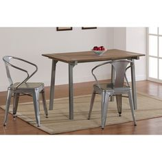 Tabouret Dining Table | Overstock.com Shopping - The Best Deals on Dining Tables